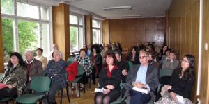 Научна сесия по случай 72 години от основаването на Института за български език