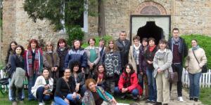 Екскурзия по случай празника на Института за български език, 16 май 2014 година