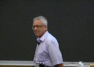 """Почетен знак """"Марин Дринов"""" за световноизвестния лингвист проф. д-р Игор Мелчук"""