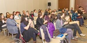 """Заключителна среща по проекта """"Интегриране на нови практики и знания в обучението по компютърна лингвистика"""", 8 декември 2014 година"""