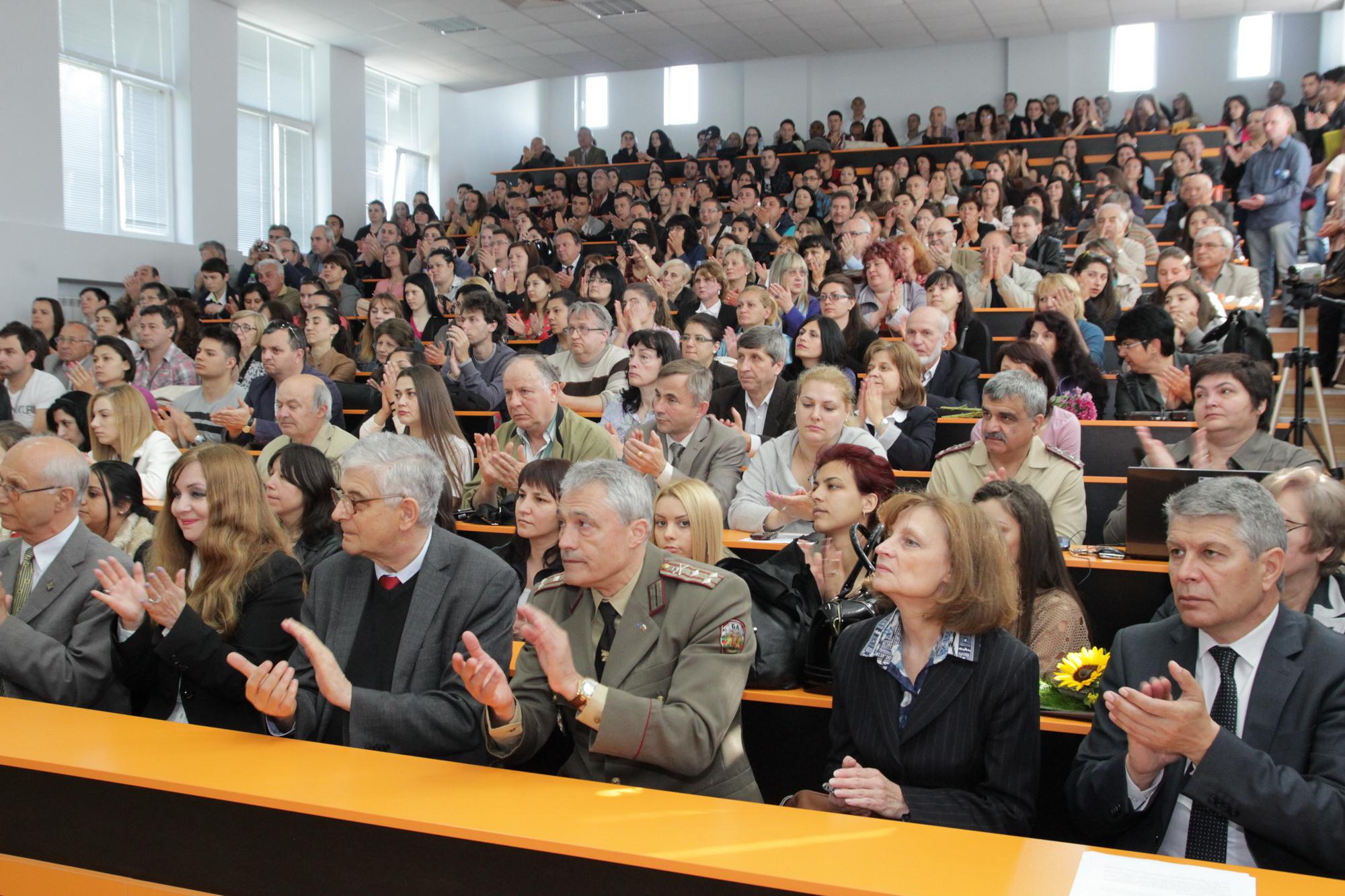 Меморандум за сътрудничество между БАН и Община Шумен