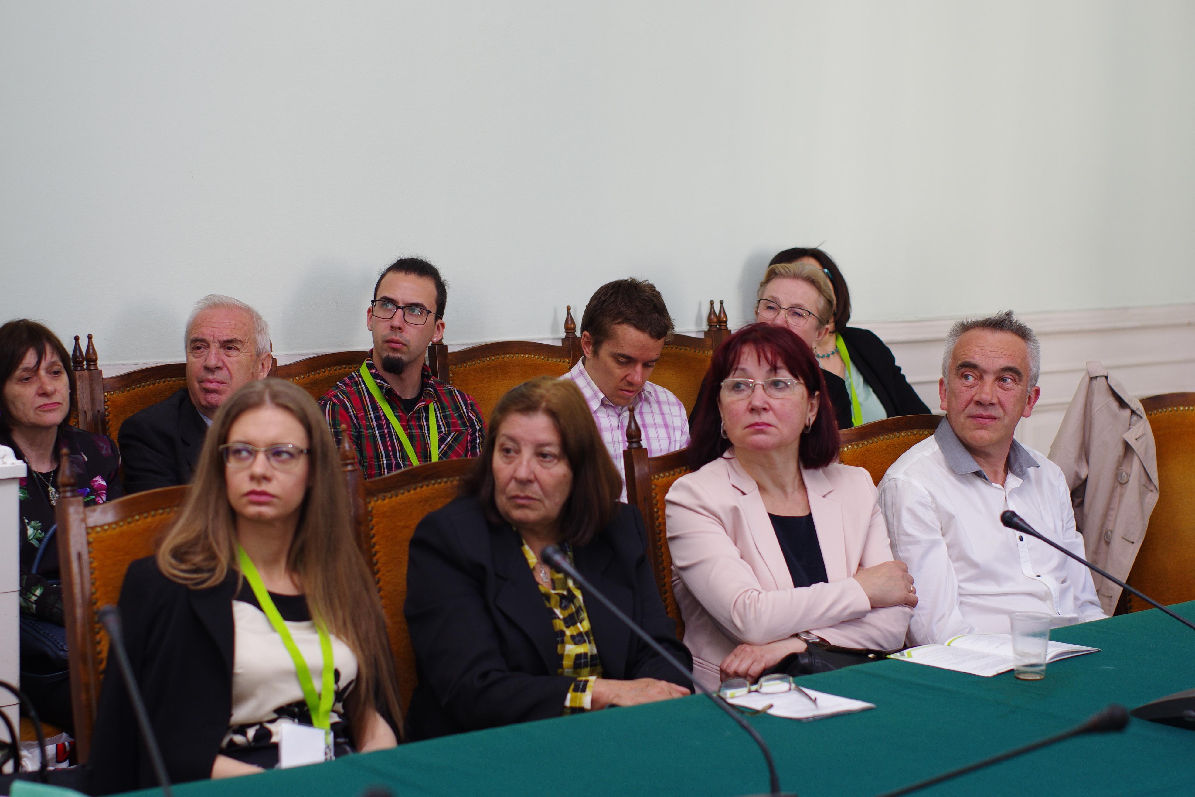Международна юбилейна конференция на Института за български език – 16 май 2017 (сутрин)