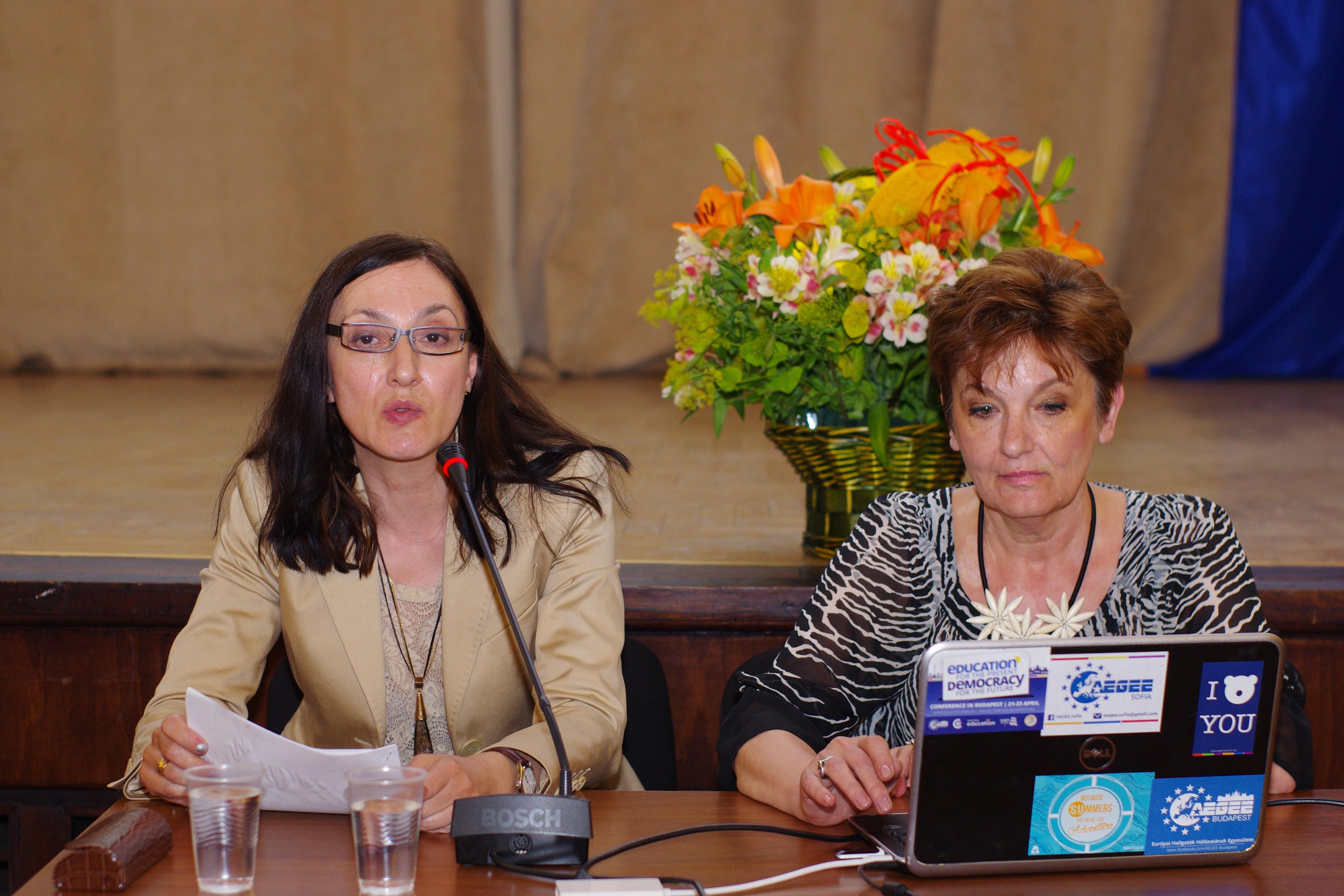 Международна юбилейна конференция на Института за български език – 16 май 2017 (следобяд)