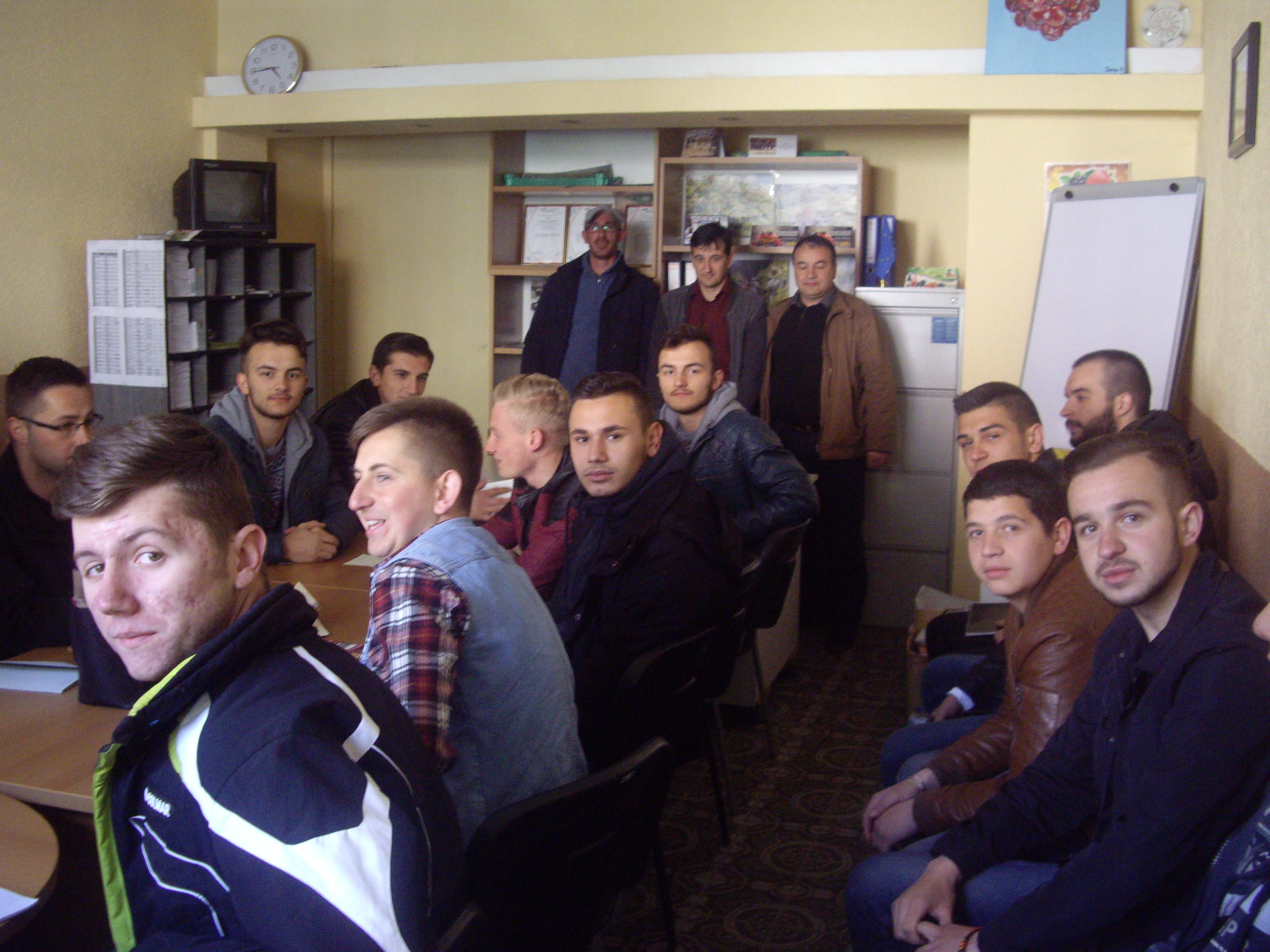 Курс по български език за кандидат-студенти от  Република Косово