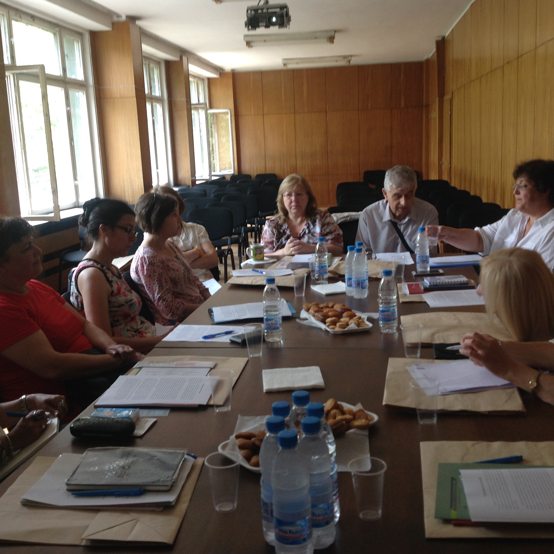 "Workshop ""Bulgarian Linguistic Studies and the Bulgarian Language Education"""