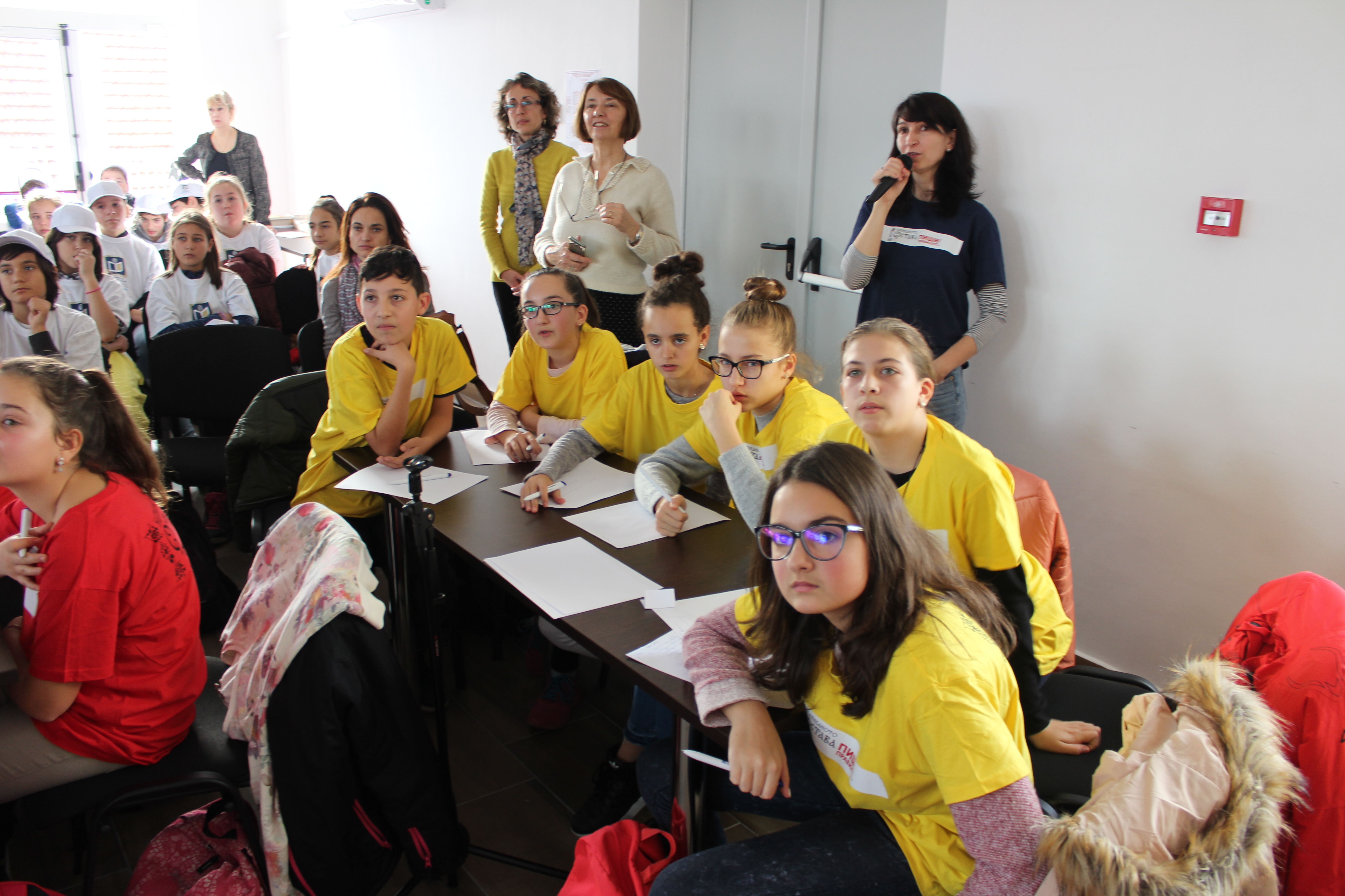 For a Third Consecutive Year the Institute for Bulgarian Language Takes Part in the National Reading Week
