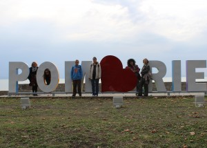 "The Campaign ""The Written Word Remains. Write Correctly!"" in the town of Pomorie"