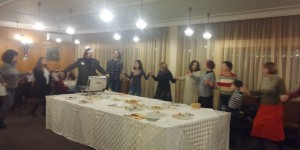 Christmas Party of the Institute for Bulgarian Language, 20/12/2018